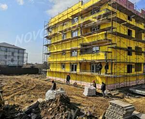 МЖК «Луговое»: ход строительства