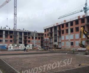 МЖК «Образцовый квартал 8»: ход строительства