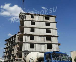 ЖК «Жукова 18»: ход строительства