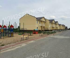 МЖК «Ломоносовская усадьба»: ход строительства (июнь 2021)