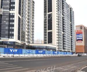 Вид с улицы на ЖК «Vita Nova»