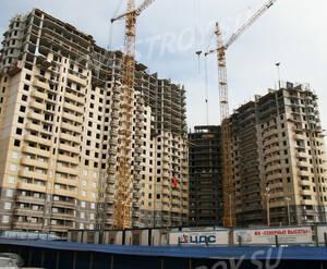Строительство жилого комплекса «Северные высоты»