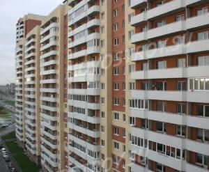 <p>Жилой комплекс «Карпаты», фасад со стороны внутреннего двора</p>