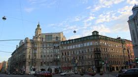Локация «Петроградская сторона»