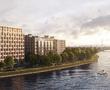 На Петровском острове начинается строительство элитного ЖК Neva Haus