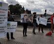 В III Всероссийском митинге обманутых дольщиков в Петербурге участвовали более 250 человек