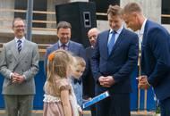 В Мурино запустили строительство нового детского сада