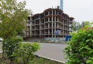 Судя по новым фотографиям ЖК «Фортис», комплекс не будет сдан в этом году