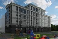 ЖК «Новомосковский» между садом и центральной ТЭЦ