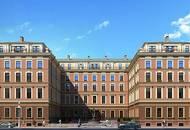 В Адмиралтейском районе Петербурга построят новый апарт-отель