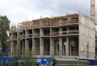В ЖК «Старая крепость» построены первые этажи