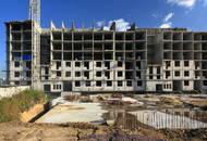 Строительство ЖК «Рябиновый сад» идет по графику