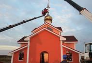 Компания «СНВ» ведет строительство храма недалеко от КП «Покровское»