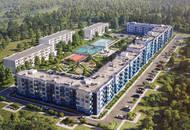 ЖК «Дом с фонтаном» (Щеглово) - новый проект на рынке жилья Ленобласти