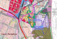 Платная дорога в обход поселков Новое Девяткино и Мурино оценивается в 2,9 млрд рублей