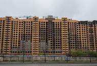 Строительство ЖК «Медалист»: начались работы по остеклению
