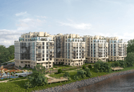 На Петровском острове построят новый комплекс комфорт-класса