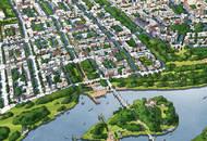 Город-спутник «Южный» могут начать строить в 2016 году
