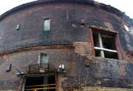 Газгольдер XIX века: реконструкция близится к завершению