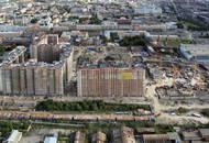 Застройщик ЖК «Московские ворота» заявил о сдаче двух корпусов спустя несколько месяцев после получения разрешения на их строительство