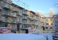 Малоэтажный ЖК «Дом в поселке Рахья»: о ходе строительства