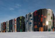 Жилой комплекс «Моспроекта» на Дмитровском шоссе сдан в эксплуатацию