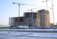 ЖК «Ленинградский»: темп строительства держится на высоком уровне