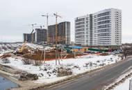 ЖК «Мкрн. Город Счастья»: строительство первого корпуса подходит к концу