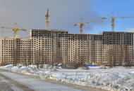 ЖК «Новые Горизонты»: работы ведутся на последних этажах