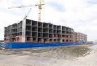 Для достройки проблемного комплекса «Трио» предложили надстроить мансардный этаж