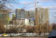 Строительство МФК «Фили Град-2» находится на стадии отделочных работ