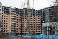 Власти: застройщику ЖК «Екатерингоф» не хватает средств на возобновление строительства