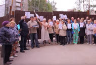 Противники компании «Воин-В» перекроют проспект Стачек
