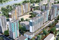 «Группа ЛСР» получила разрешение на строительство первых домов ЖК «Цветной город»
