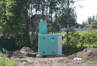 В ЖК «Yolkki Village» установлена трансформаторная подстанция