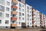 Покупатели квартир в третьей очереди ЖК «Новый Петергоф» начали получать ключи от своего жилья