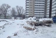 Дольщики ЖК «Купавино» проводят массовый пикет на стройплощадке