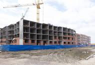 Строительство проблемного ЖК «Трио» возобновят в январе 2017-го