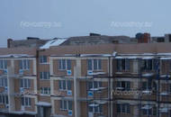 В доме № 1 ЖК «Молодежный квартал» готовы водосточная система и фасад