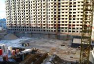 Компания «Л1» предоставила фотоотчёт о ходе строительства ЖК «Маршал»