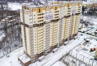 В ЖК «Авентин» завершилось строительство третьего корпуса