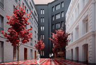Архитектурный совет Москвы одобрил жилой проект в Якиманке