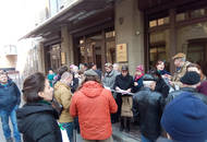 Защитники парка на Живописной не теряют надежды достучаться до властей