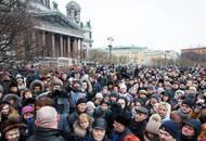 Петербургские активисты добились разрешения митинга в защиту города