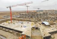 В ЖК «Неоклассика» завершено перекрытие подземного паркинга