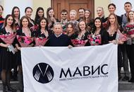 Компания «МАВИС» поздравила петербургских фигуристок, победивших в Чемпионате мира 2017