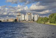 На Петроградской стороне появится новая прогулочная набережная с площадкой для селфи