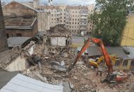На 8-ой Советской приступили к сносу строений XIX века