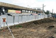 Чиновники заявляют, что «муринская стена» установлена законно