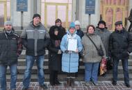 Дольщики «Города Детства» подали коллективное обращение губернатору Дрозденко